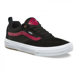 Vans Kyle Walker Pro black/tibetan red