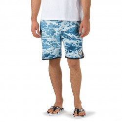 "Vans Mixed Scallop Boardshort 19"" backwash"