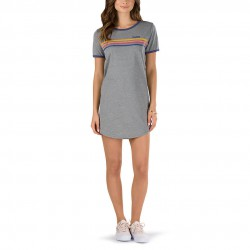 Vans Night Fever Dress grey heather