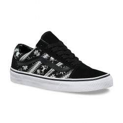 Vans Old Skool fair isle black/true white