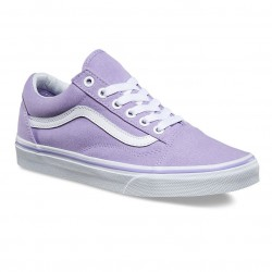 Vans Old Skool lavender/true white