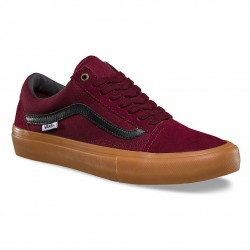 Vans Old Skool Pro port/black/gum
