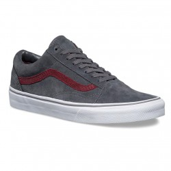 Vans Old Skool reptile grey/port royal