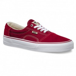 Vans Rowley Solos biking red