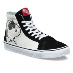 Vans Sk8-Hi Reissue peanuts joe cool/black