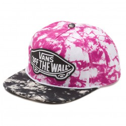 Vans Snap To It Trucker magenta haze