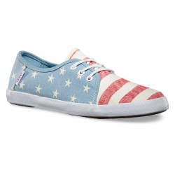 Vans Tazie americana red/white/forget me n.