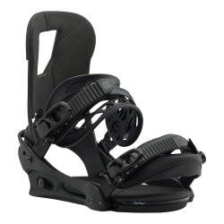 Burton Cartel black matte