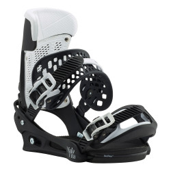 Burton Malavita black/white wing