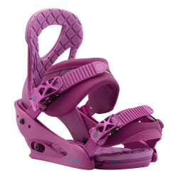 Burton Stiletto hot purple