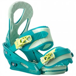 Burton Stiletto teal for real