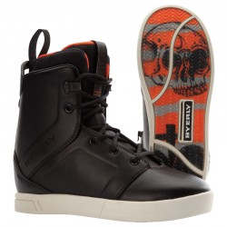 Byerly System Boot black
