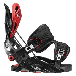 Flow Fuse-Gt black/red