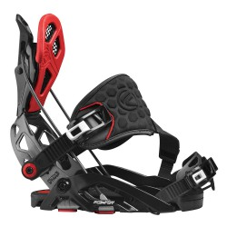 Flow Fuse-Gt Hybrid black/red