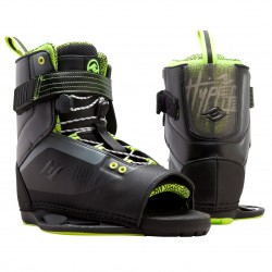 Hyperlite Focus black/neon yellow