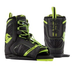 Hyperlite Remix black/volt