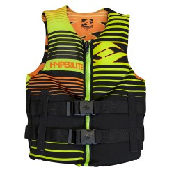 Hyperlite Boys Junior Indy black/lime
