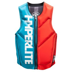 Hyperlite Franchise Comp Vest blue/red