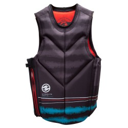 Hyperlite Webb Comp Vest black/red