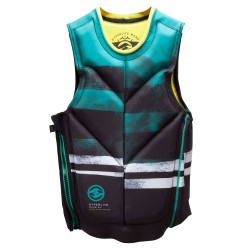Hyperlite Webb Comp Vest teal/yellow