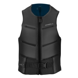 O'Neill Outlaw Comp Vest black/brite blue