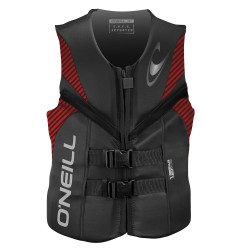 O'Neill Reactor Ce Vest graphite/red/black