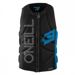 O'Neill Slasher Comp Vest black/brite blue