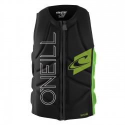 O'Neill Slasher Comp Vest black/dayglo