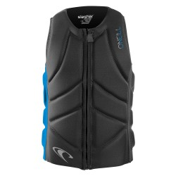 O'Neill Slasher Comp Vest graphite/brite blue
