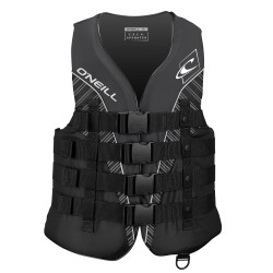 O'Neill Superlite 50N Ce Vest black/black/smoke/white