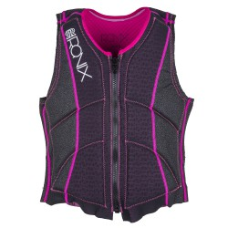 Ronix Coral metallic black/sid purple