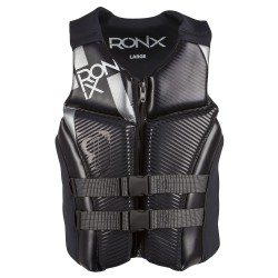 Ronix Covert black/metallic silver