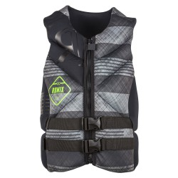 Ronix Forester Capella black/grey plaid