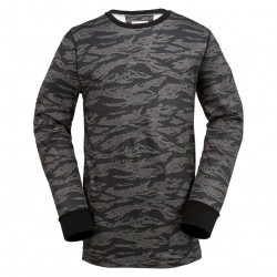 Volcom Base Layer Crew camouflage