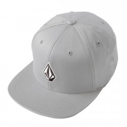 Volcom Full Stone 110 Snapback cement grey