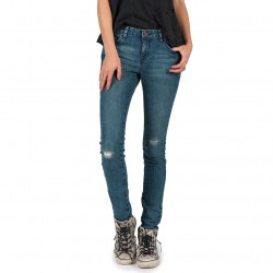 Volcom Super Stoned Skinny false blue