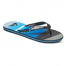 Quiksilver Molokai Slash Logo black/blue/blue