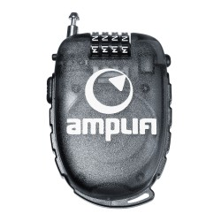 Amplifi Wire Lock Large clear black