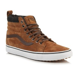 Vans Sk8-Hi Mte glazed ginger/plaid