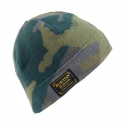 Burton Ember Fleece beetle derby camo