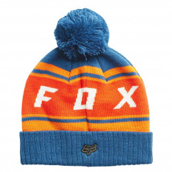 Fox Black Diamond Pom dusty blue