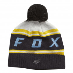 Fox Black Diamond Pom light grey