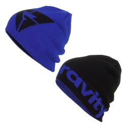Gravity Logo Reversible blue/black