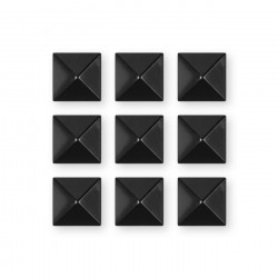 Gravity Pyramid Studs black 2019/2020