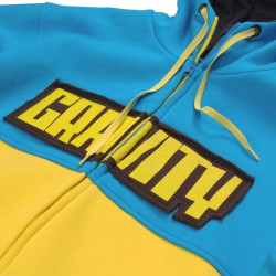 Gravity Contra turquoise/yellow 2011/2012