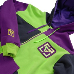 Gravity Moto purple/lime 2011/2012