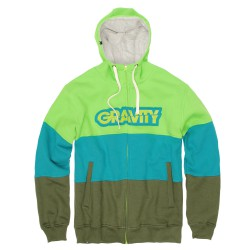 Gravity Contra lime/petrol 2012/2013