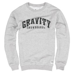 Gravity Jeremy Crew athletic heather 2013