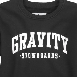 Gravity Jeremy Crew black 2013