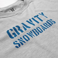 Gravity Stencil athletic heather 2011/2012